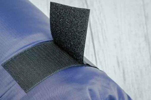 Extra wide Velcro