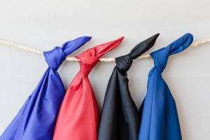 Go Pillow colours, Royal, Red, Black and Navy
