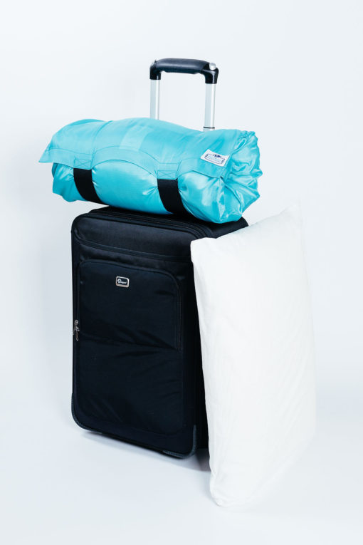 Carry bag for your pillow