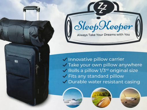 SleepKeeper packaging