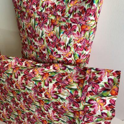 Wild Flower pillowcase